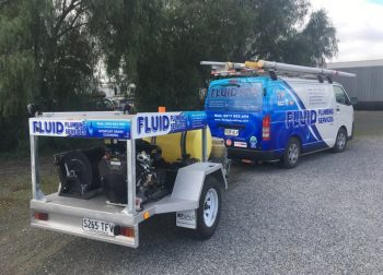 Hydrojet Drain Cleaning